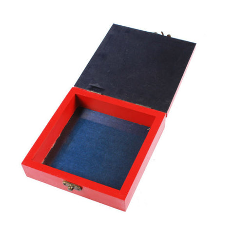 Amazingly Red Wooden Chocolate Box - Giftingnation - 2