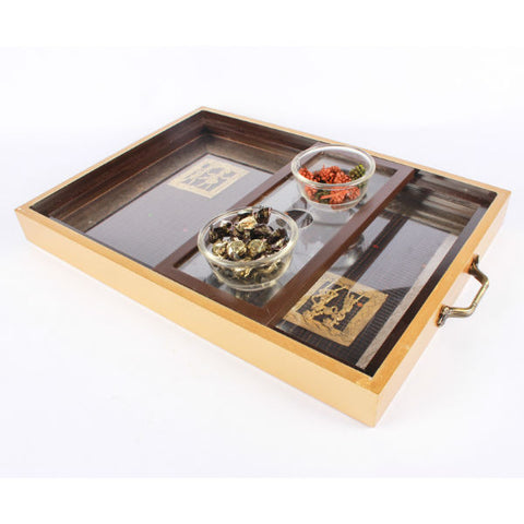 Antique Serving Tray - Giftingnation - 2
