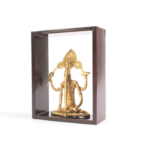 Musical Ganesha Frame - Giftingnation - 2