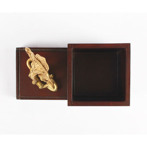 Bell Metal Ganapati Pen Stand - Giftingnation - 2