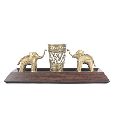 Ethnic pen stand - Giftingnation - 2