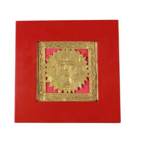 For Beautiful Walls : Dhokra Wall Hanging - Giftingnation - 1