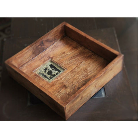 Wooden Serving Tray - Giftingnation - 2