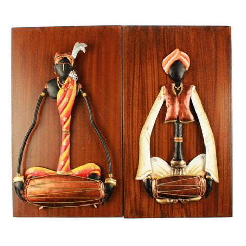 Musician Wall Hanging Set ( Pair 4 ) - Giftingnation - 1