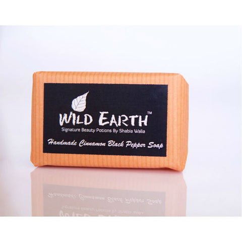Cinnamon Black Pepper Soap