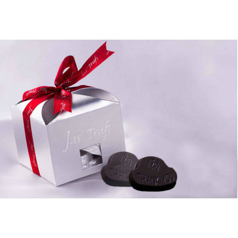 Thank You Personalised Chocolate Gift Box (500 Gms) - Giftingnation