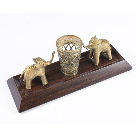 Ethnic pen stand - Giftingnation - 1