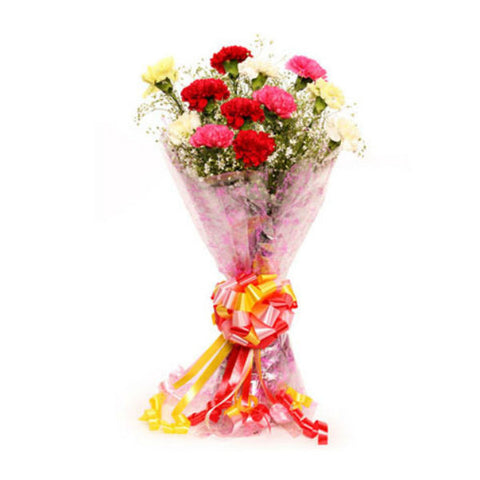 Mixed Colored For Love Bouquet - Giftingnation