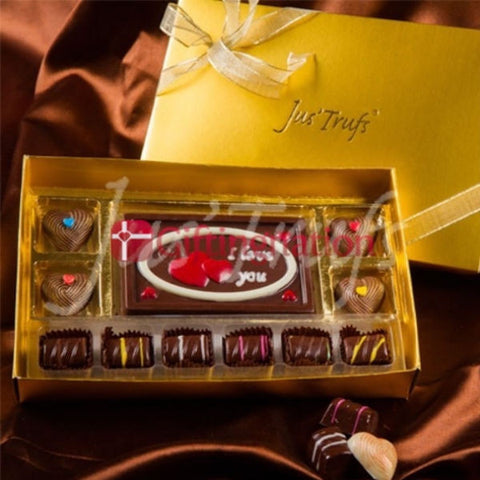 Be My Valentine Chocolate Gift Box - Giftingnation