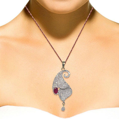 Glittering Locket Set for Women - Giftingnation - 2