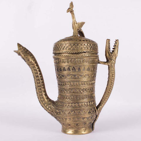 Bell Metal Ornamental Jug - Giftingnation