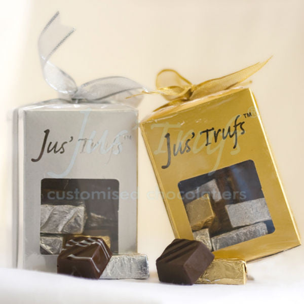 Signature Chocolate Truffles Gift Box (250 Gms) - Giftingnation