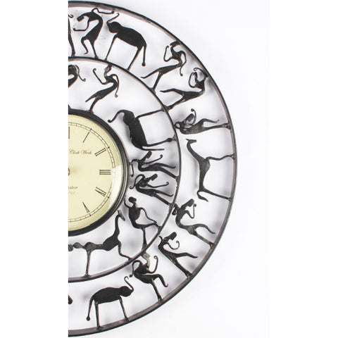 Tribal Wall Clock - Giftingnation - 2