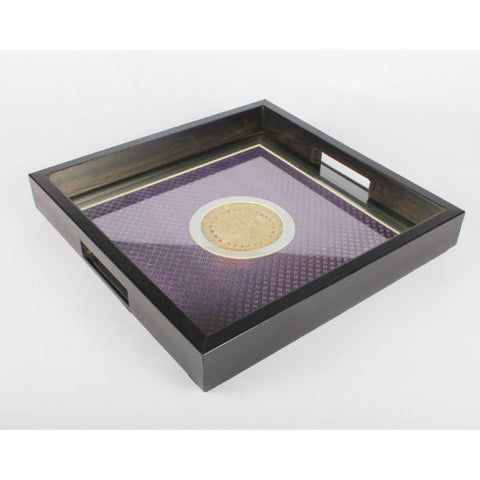 Synthetic Wooden Serving Tray - Giftingnation - 1