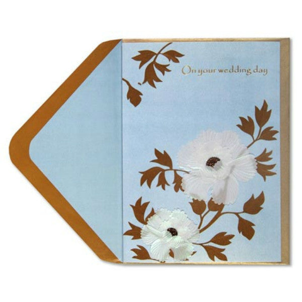 On Your Wedding Day Papyrus Greeting Card - Giftingnation