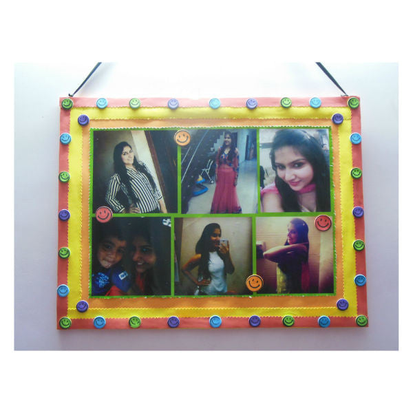 Personalised Handmade Wall Hanging Frame - Giftingnation