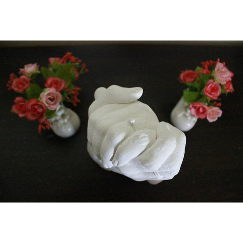 3D Casting of Couple's Hands