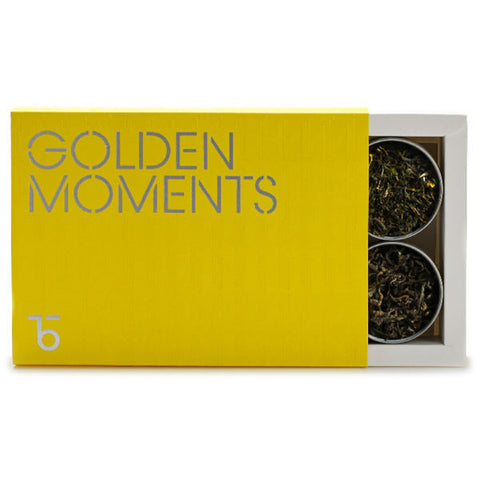 Golden Moments Tea Gift