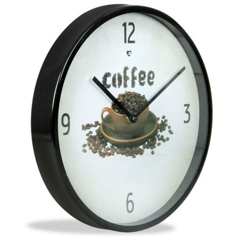 Archies Coffee Wall Clock