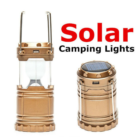 Solar Beacon Travel Light