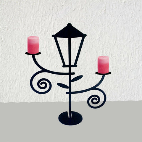 Lampost Candle Stand
