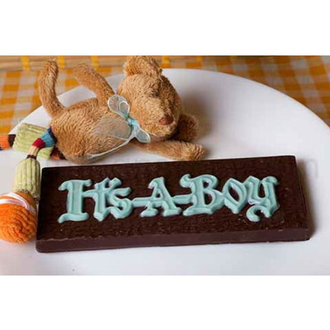 Its a Boy Bar Chocolate - Giftingnation