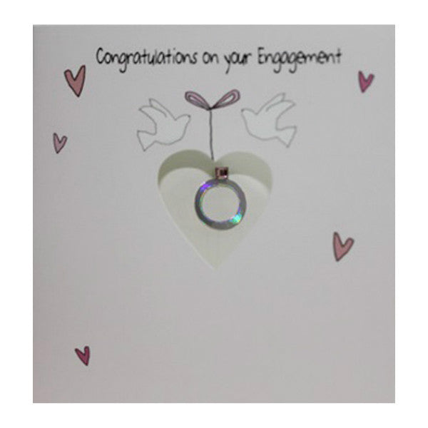Congratulations On Your Engagement Archies Greeting Card - Giftingnation