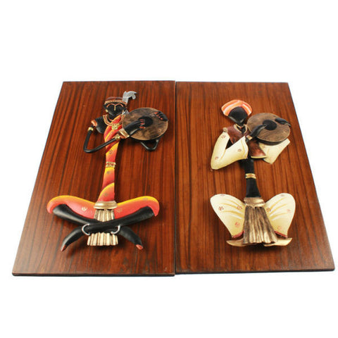 Musician Wall Hanging Set ( Pair 2 ) - Giftingnation - 2