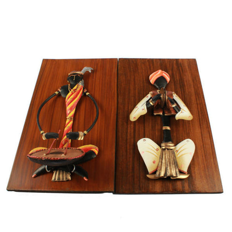 Musician Wall Hanging Set ( Pair 3 ) - Giftingnation - 2