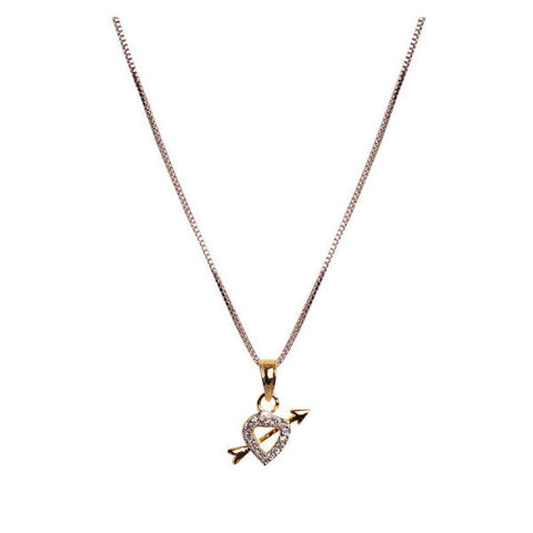 Modern Love Pendant Necklace - Giftingnation