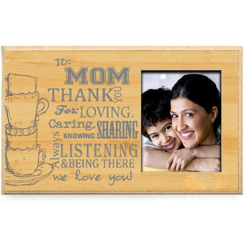 Wooden Plaque for Mother