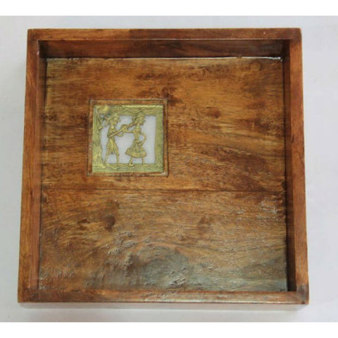 Wooden Serving Tray - Giftingnation - 1