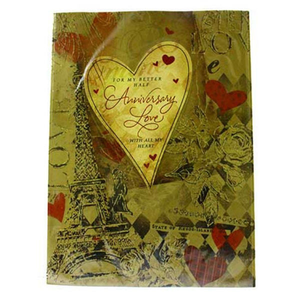 Anniversary Love Archies Greeting Card - Giftingnation