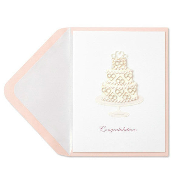 Congratulations on Wedding Greeting Card - Giftingnation