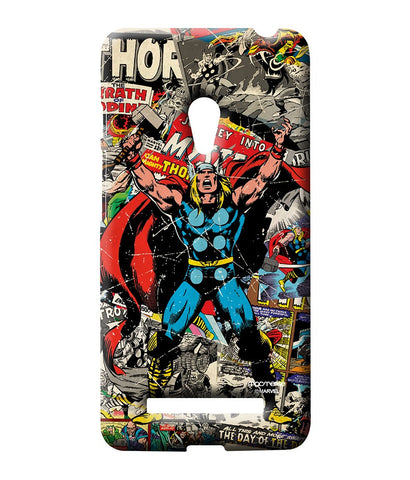 Comic Thor Sublime Case for Asus Zenfone 5 - Giftingnation