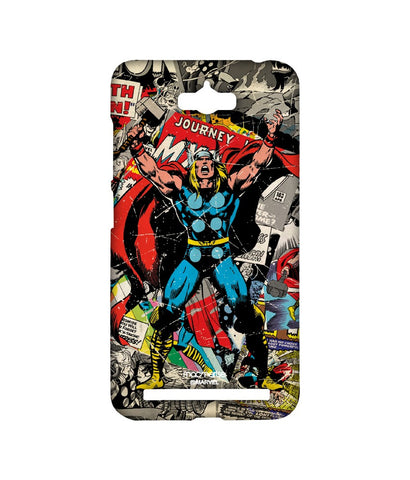 Comic Thor Sublime Case for Asus Zenfone Max - Giftingnation