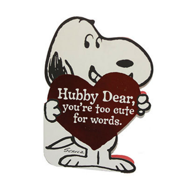 Dear Hubby Archies Greeting Card For Husband - Giftingnation