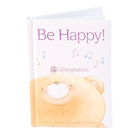 Helen Exley Giftbook Be Happy Forever Friends - Giftingnation