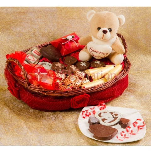 All My Love Chocolate Gift Hamper - Giftingnation