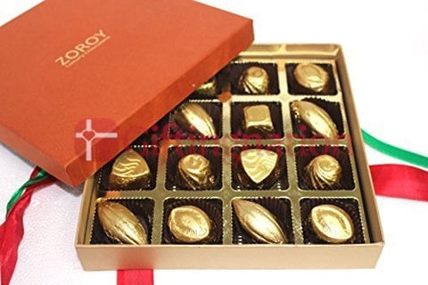 Assorted Chocolate Gift Box- 16 - Giftingnation