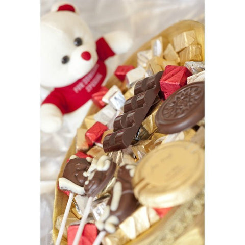 Charming Chocolate Gift Basket - Giftingnation