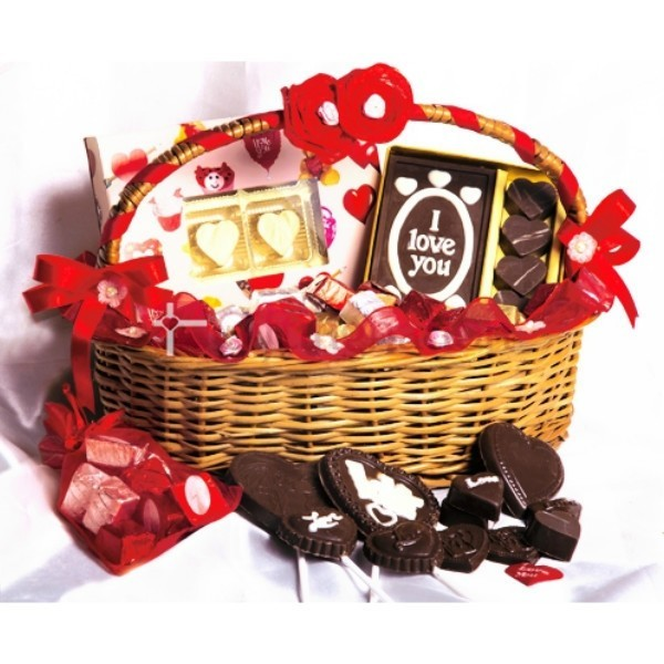 Chocoholic Gift Hamper - Giftingnation