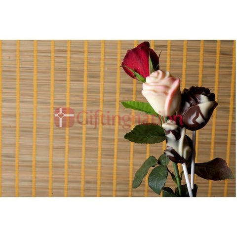 Chocolate Rose Bouquet - Giftingnation
