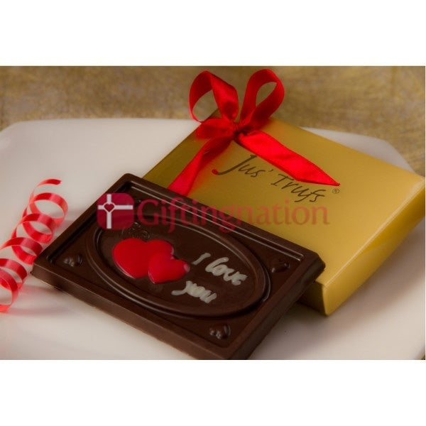 I Love You Chocolate Gift Box - Giftingnation