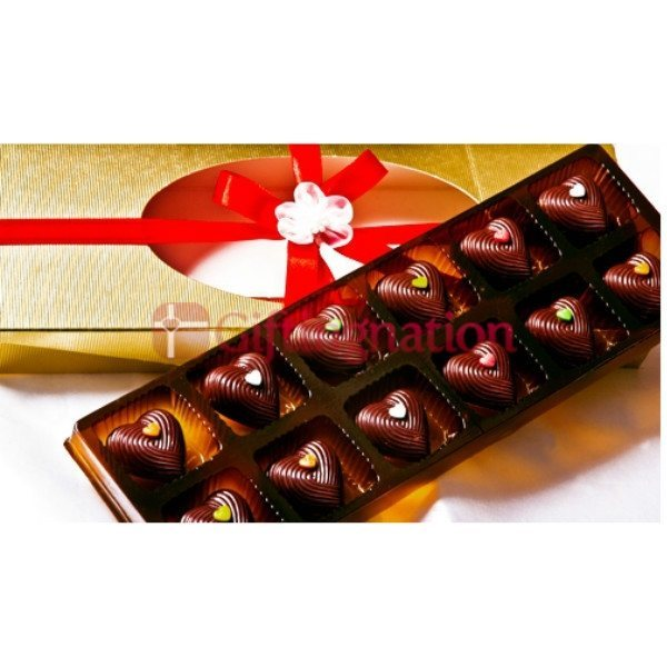 Pralines for You Chocolate Gift Box - Giftingnation