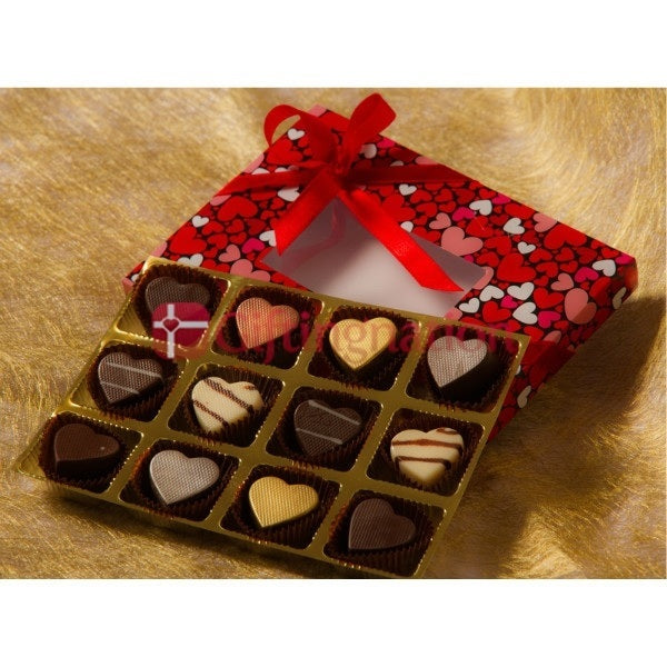 Say It With Love Chocolate Gift Box - Giftingnation