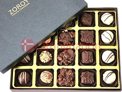 Signature Chocolate Box20 assorted chocolates - Giftingnation