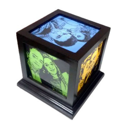 Colors of Life Photo Lamp - Giftingnation - 2