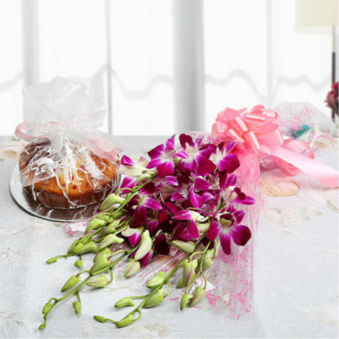 Delivering Sweetness Bouquet - Giftingnation