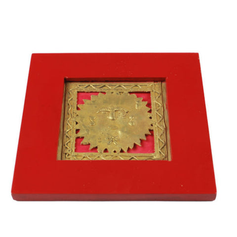 For Beautiful Walls : Dhokra Wall Hanging - Giftingnation - 2